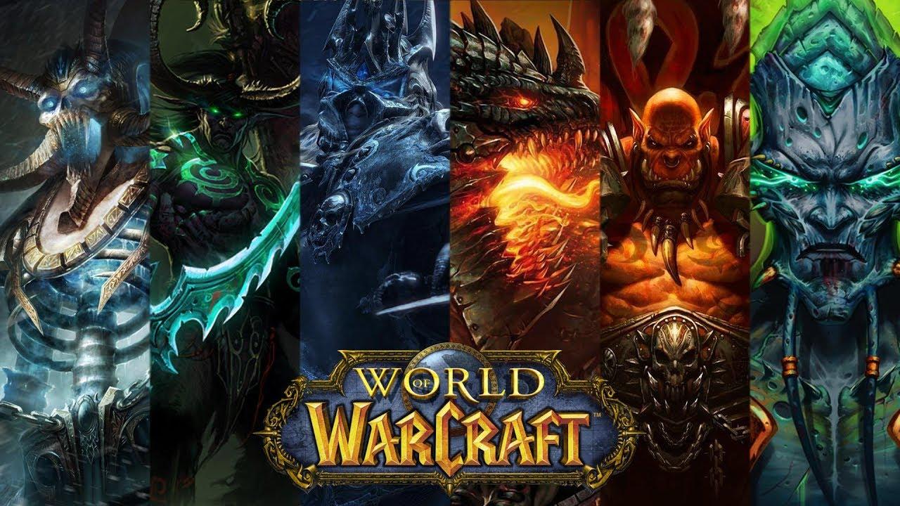 Steam Workshop World Of Warcraft Wallpaper