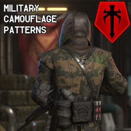 Steam Workshop :: [WotC] Military Camouflage Patterns