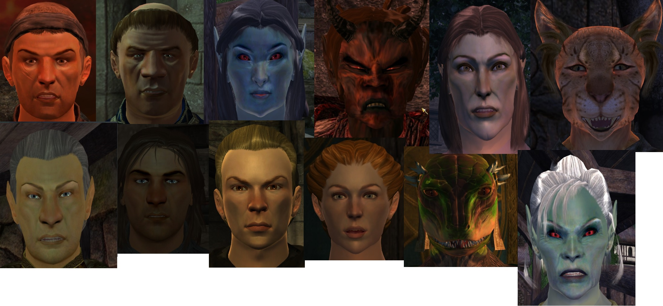 Steam Community :: :: Which Face Mod is This?