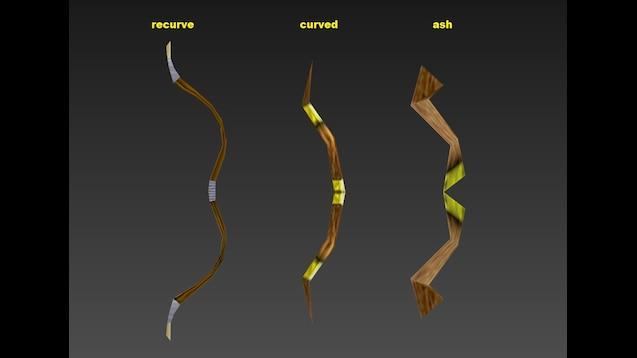 Steam Workshop :: Recurve Bow