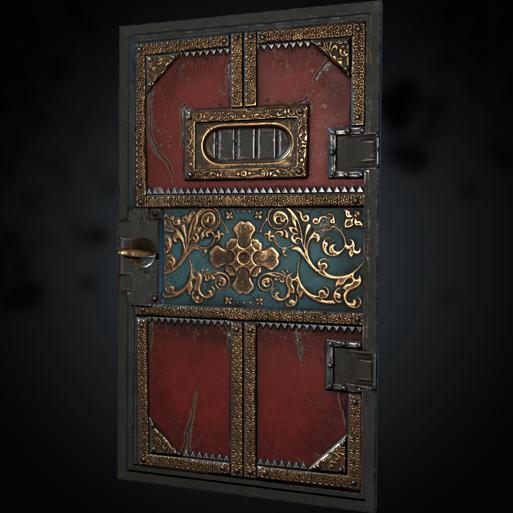 Deployables Armored Door & Steam Workshop :: Aristocratic Armored Door