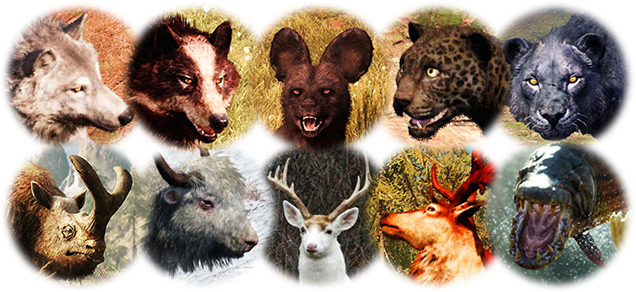 Steam Community Guide Rare Animals Of Oros Finding Hunting