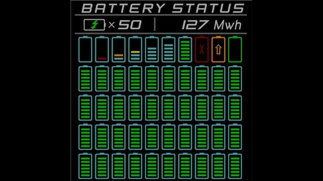 Steam Workshop :: Battery Status Script [Vanilla