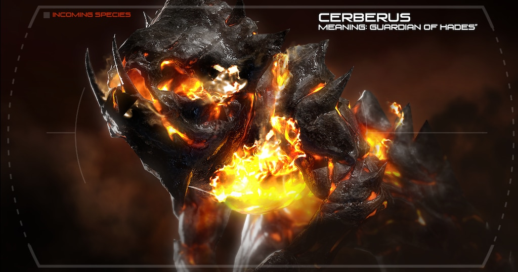 Steam Community :: :: Cerberus - Guardian of Hades