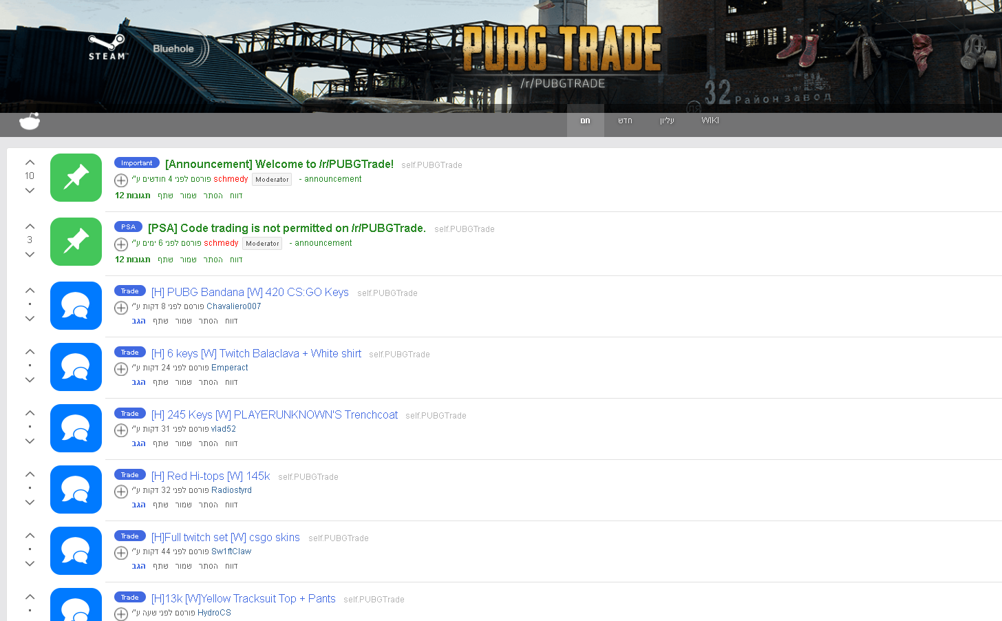 Steam Community :: Guide :: Places to trade your pubg skins