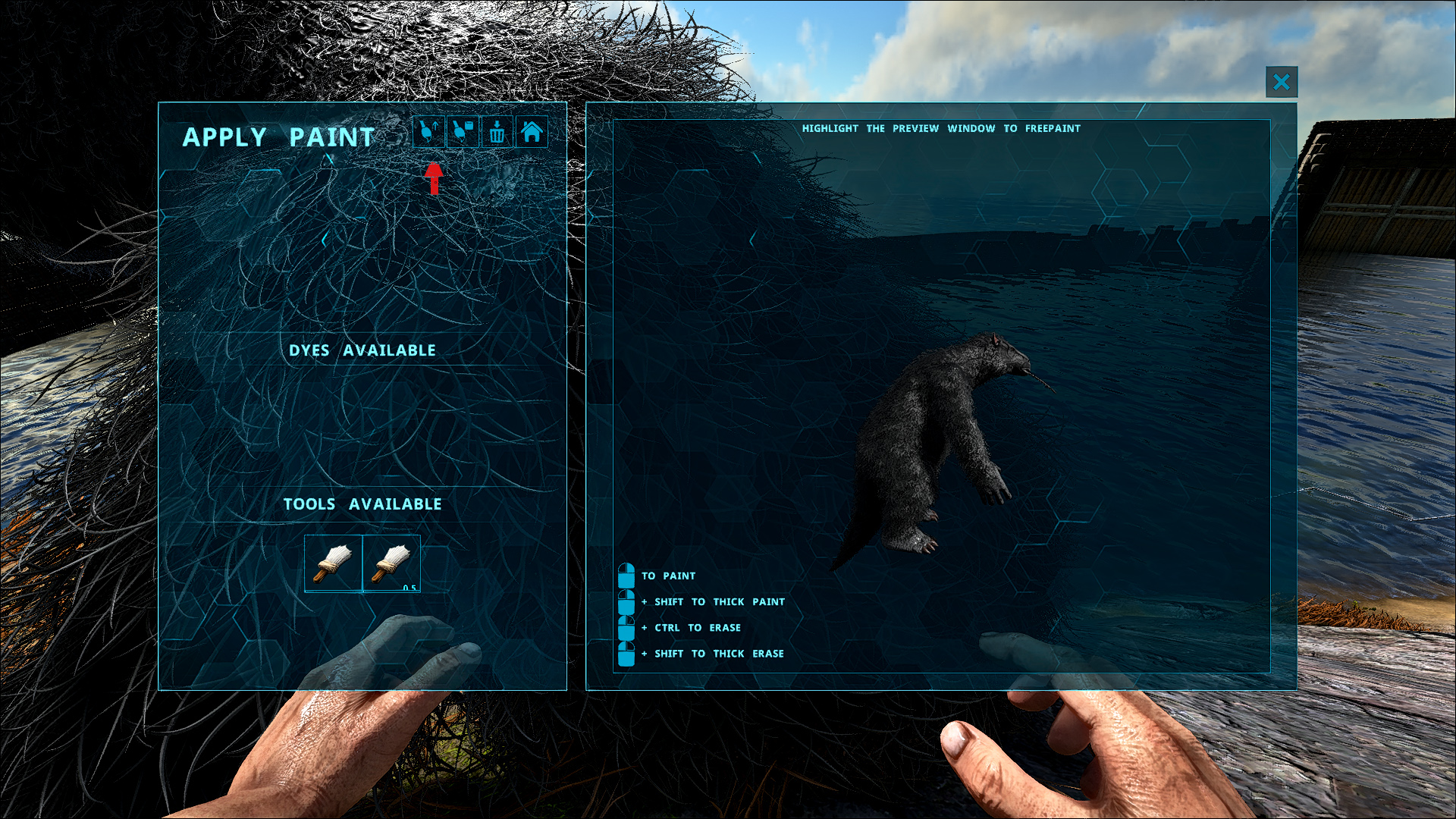 Steam Community :: Guide :: How to get ARK Paint Templates