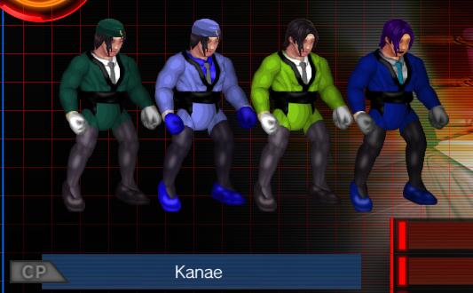 Steam Workshop :: Kanae (Akatsuki Blitzkampf) / 鼎二尉 (アカツキ電光戦記)