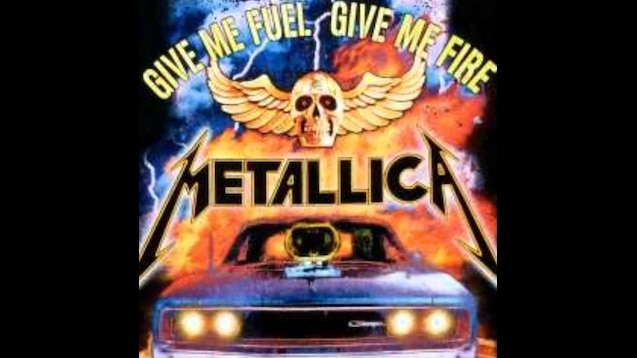 metallica fuel download