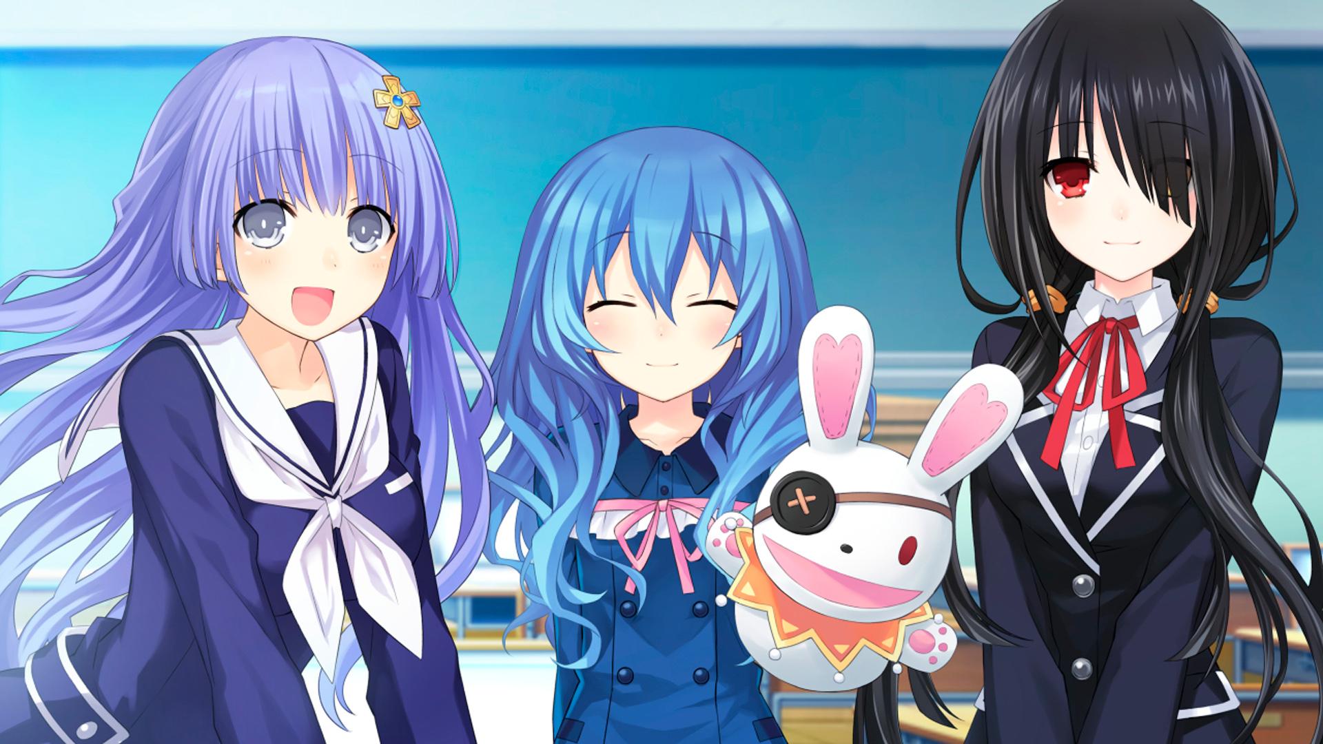 Steam Workshop Date A Live Tsunako Cg Art