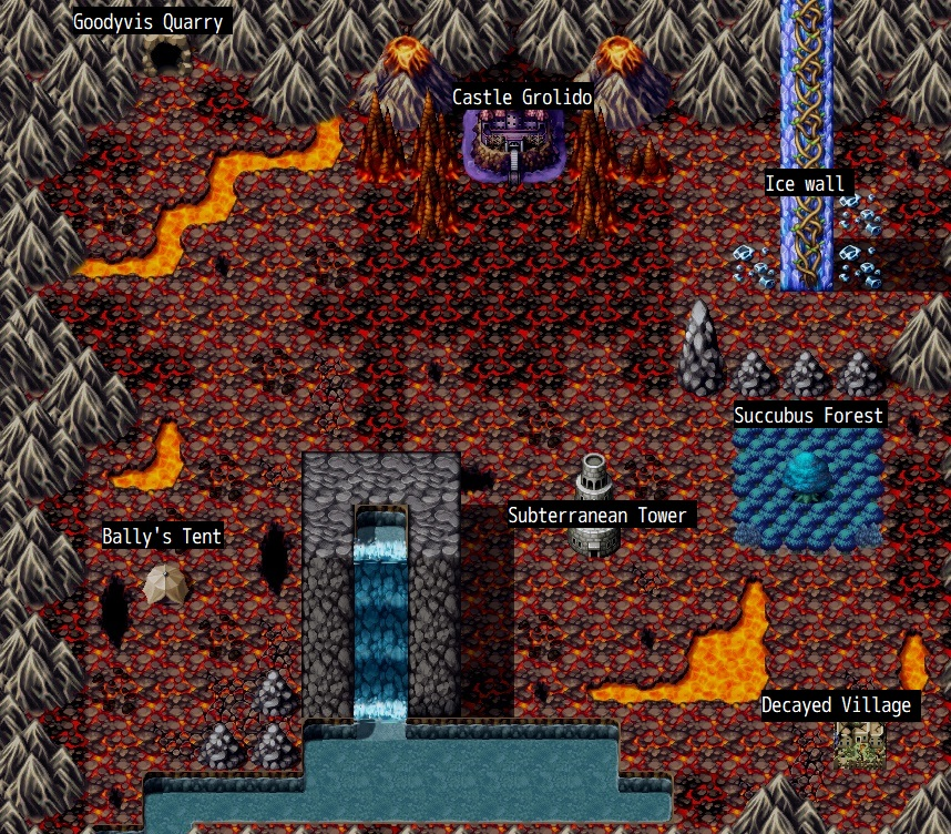 Steam Community :: Guide :: Melty's Quest 100% Walkthrough and