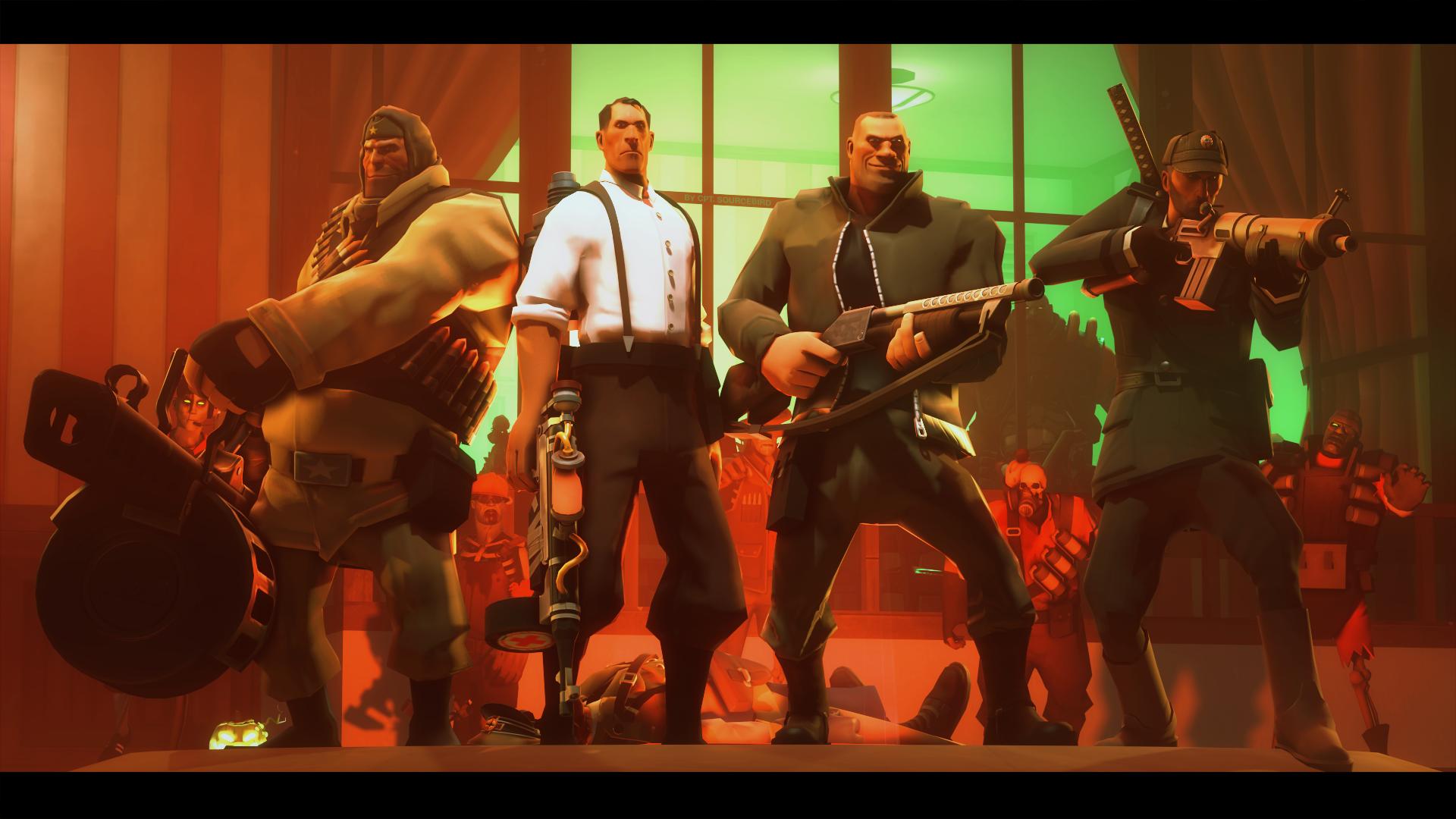 Steam Workshop Tf2 Cod Zombies Ultimus Crew Read The Description