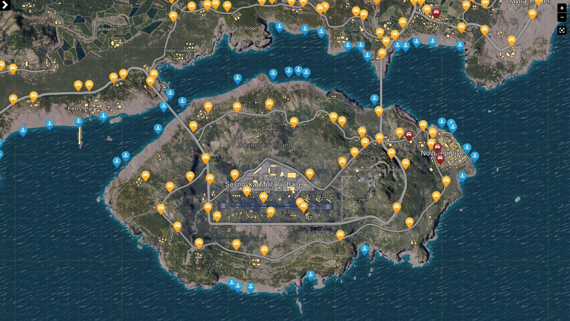 Playerunknown S Battlegrounds Maps Loot Maps Pictures: Steam Community :: Guide :: PuBG Erangel/Miramar Maps With