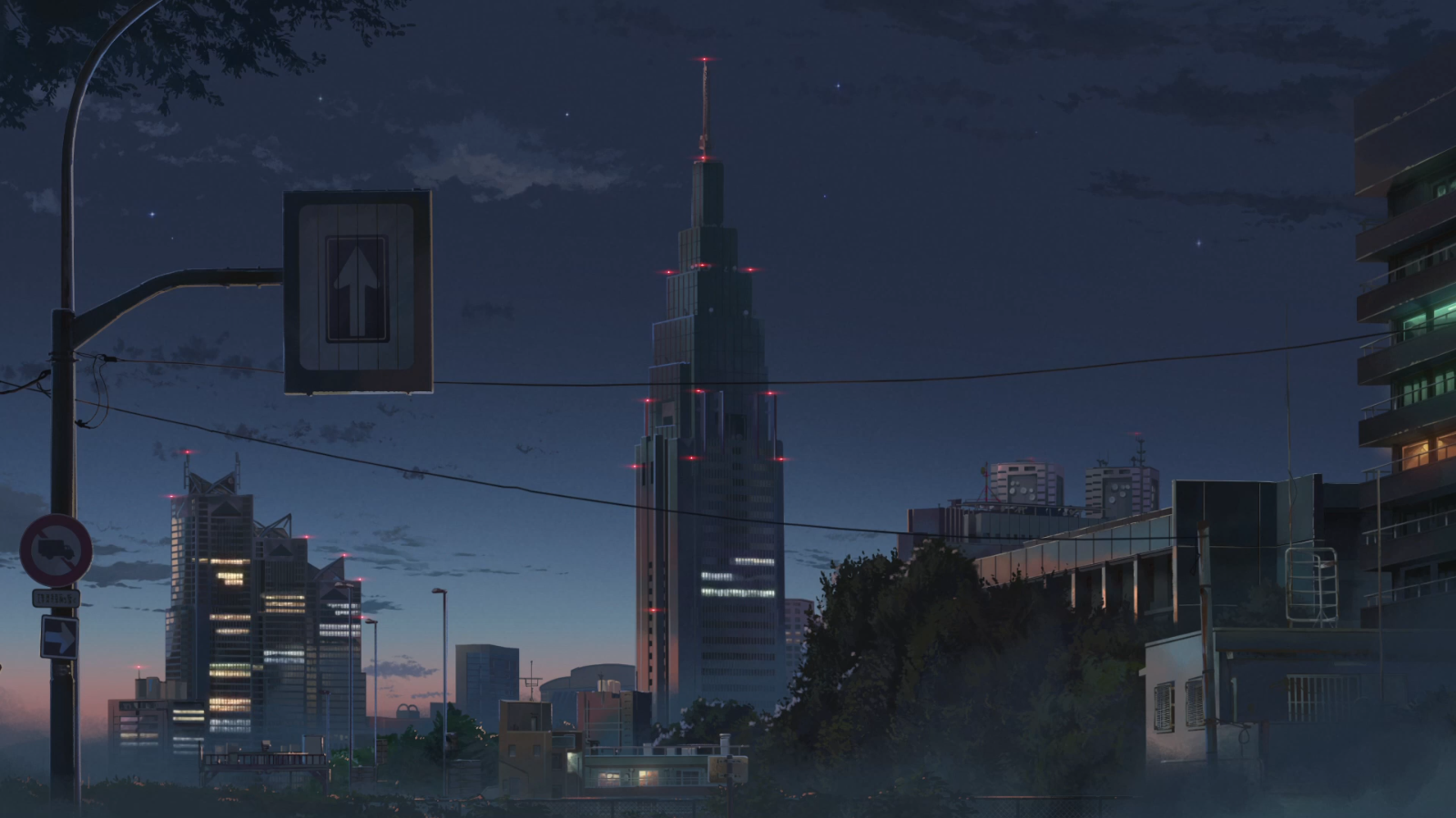 Steam Workshop Kimi No Na Wa Your Name Tokyo Tower