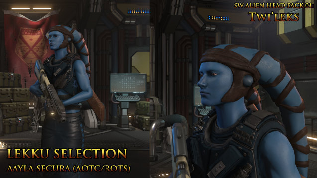 Kotor 2 Face Mods