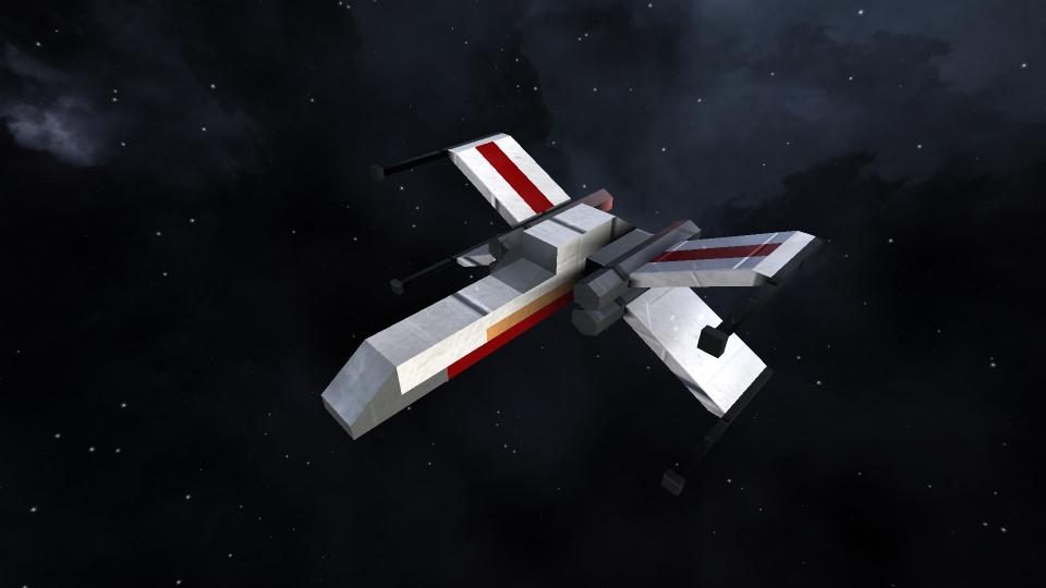 Steam Workshop Star Wars Fighter T 65b X Wing Starfighter