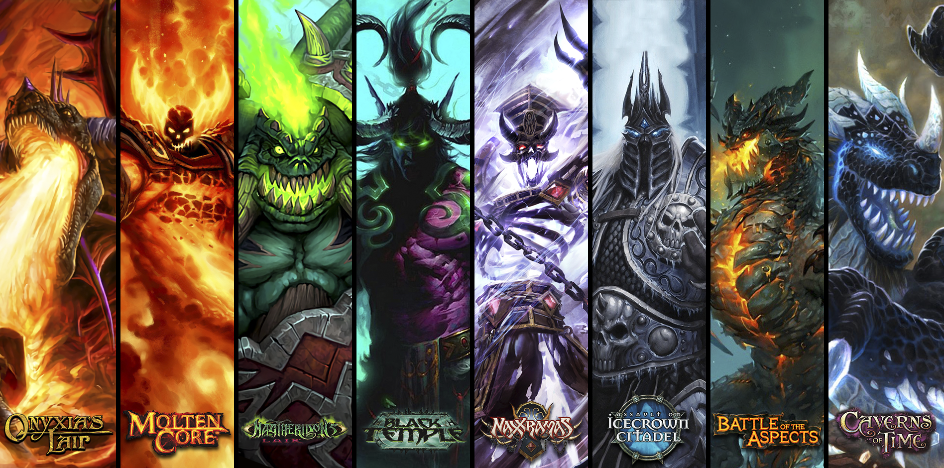 Steam Workshop :: WoW TCG - Raids and Dungeons Collection