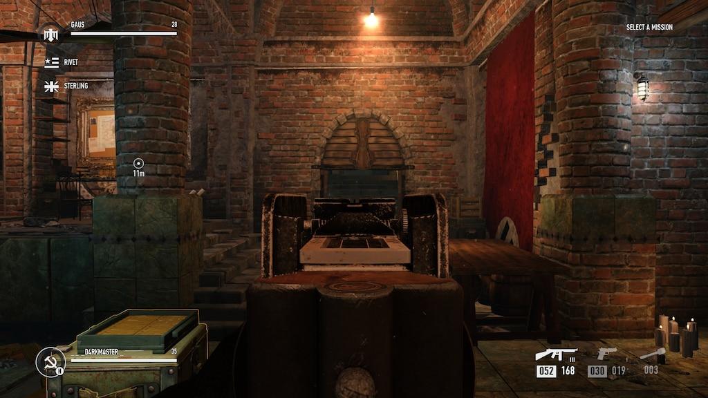 Steam Community :: Screenshot :: Thompson M1A1 Tier 4 Iron Sight