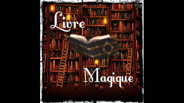 Steam Workshop Magic Book Harry Potter Livre Magique