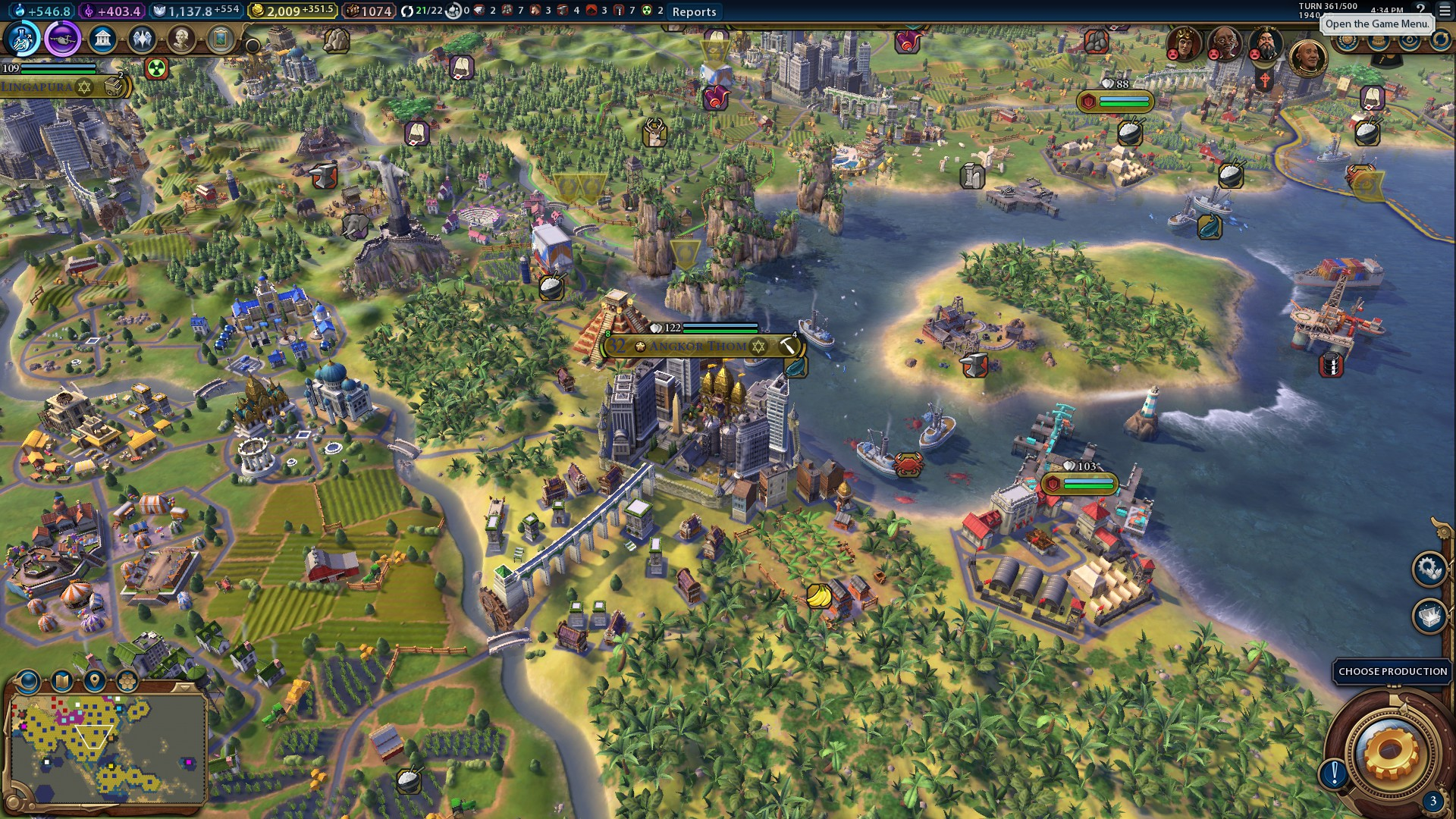 how to make a holy city in civilization 4