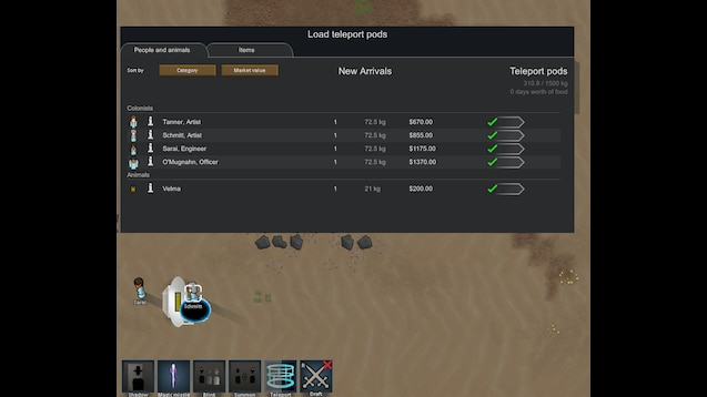 Steam Workshop :: A RimWorld of Magic