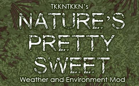 Nature's Pretty Sweet