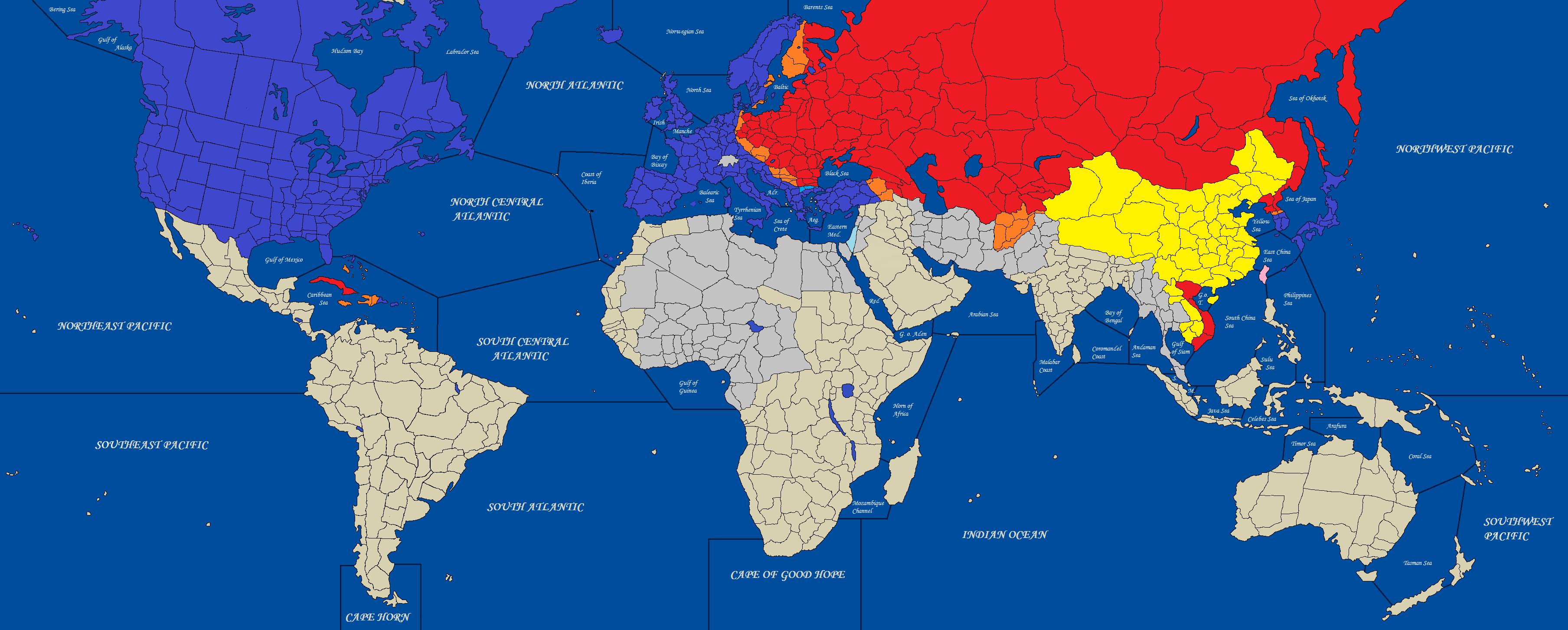 Steam Workshop :: The Cold War