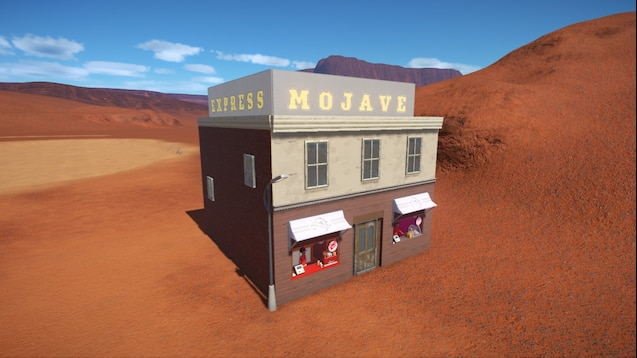Steam Workshop :: Mojave Express