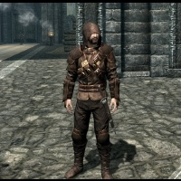 Thieves Guild Armor Improved - Heavy Armor Edition画像