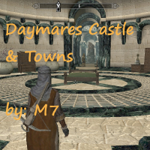 Daymares Castle + Towns画像