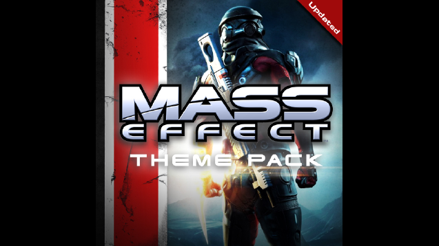 Mass Effect Theme Pack Updated Skymods