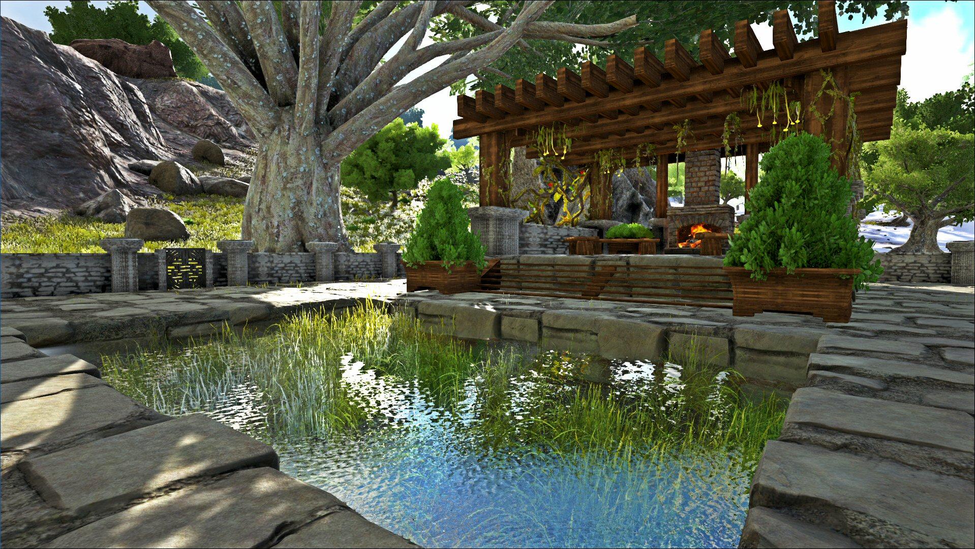 Steam workshop ecos garden decor malvernweather Choice Image