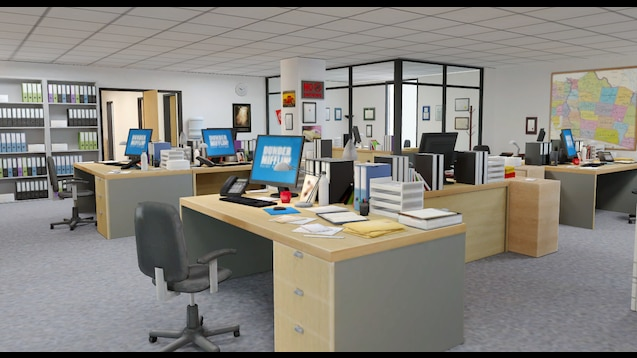 Steam Workshop::Dunder Mifflin ( The Office ) Jim's Seat