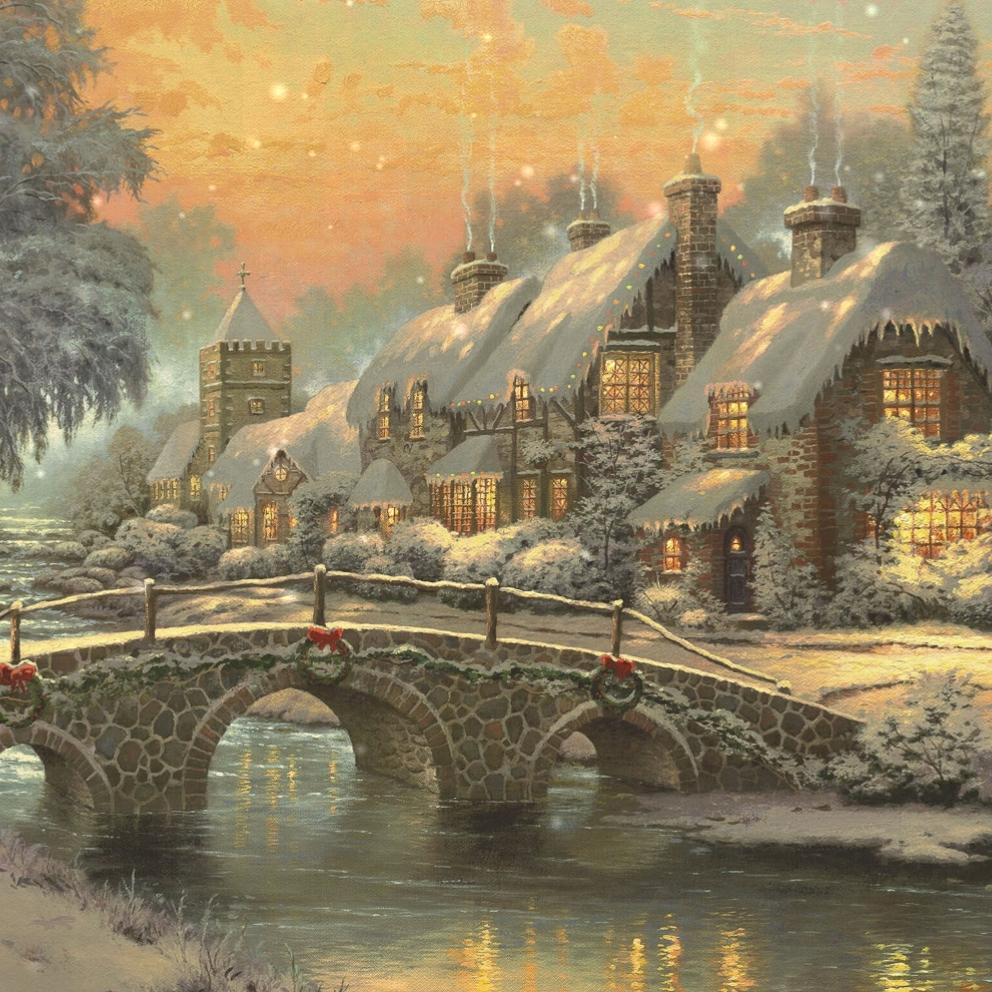 Christmas Wallpaper Engine