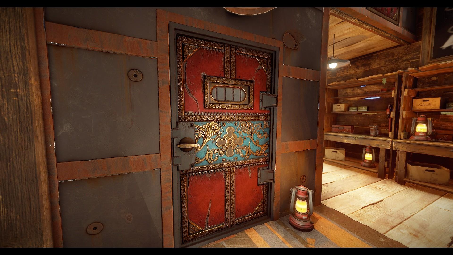 Favorite & Steam Workshop :: Aristocratic Armored Door