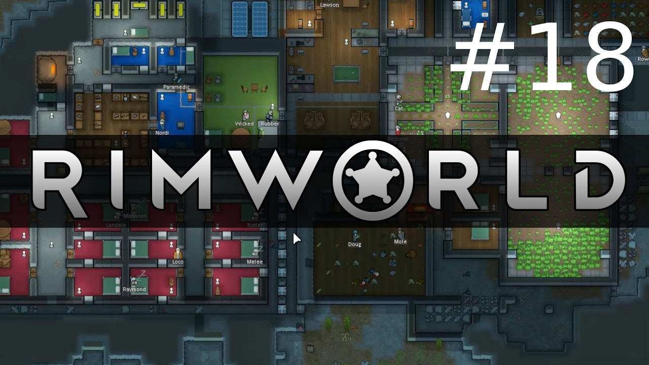 rimworld alpha 18