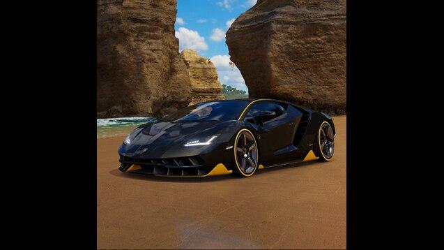 Steam Workshop Lamborghini Centenario 1080p Forza Horizon 3