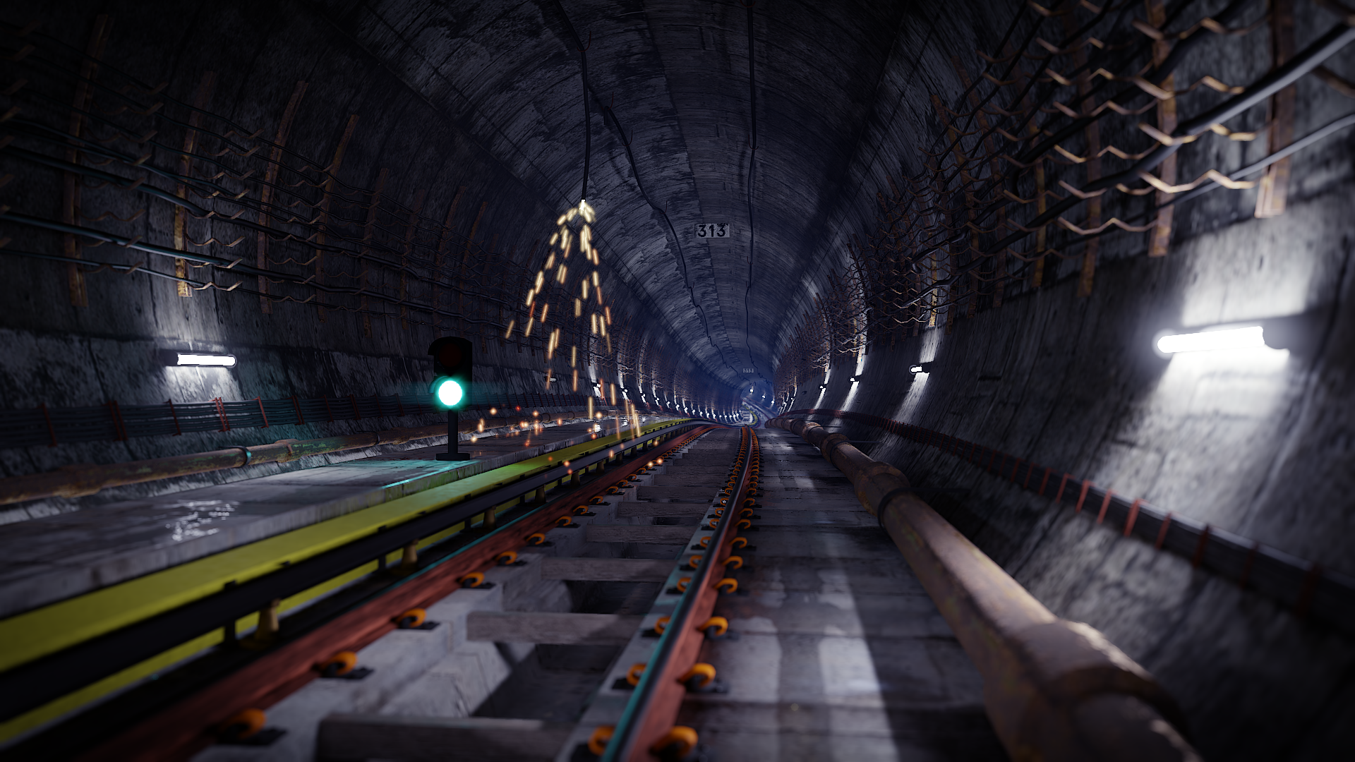 Steam Community :: :: Subway tunnel