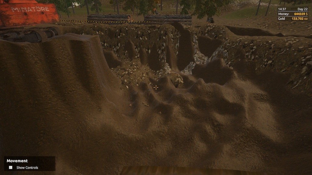 Steam Community :: Screenshot :: digging a big hole