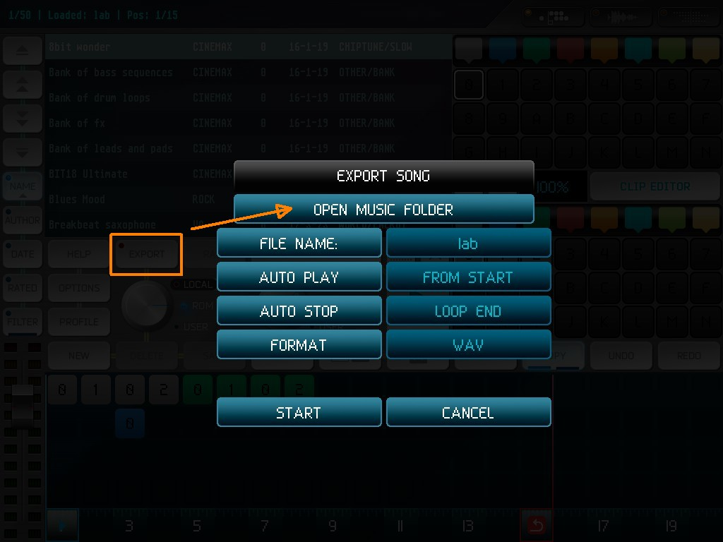 Rytmik Lite Chiptune Synthesizer For Mac