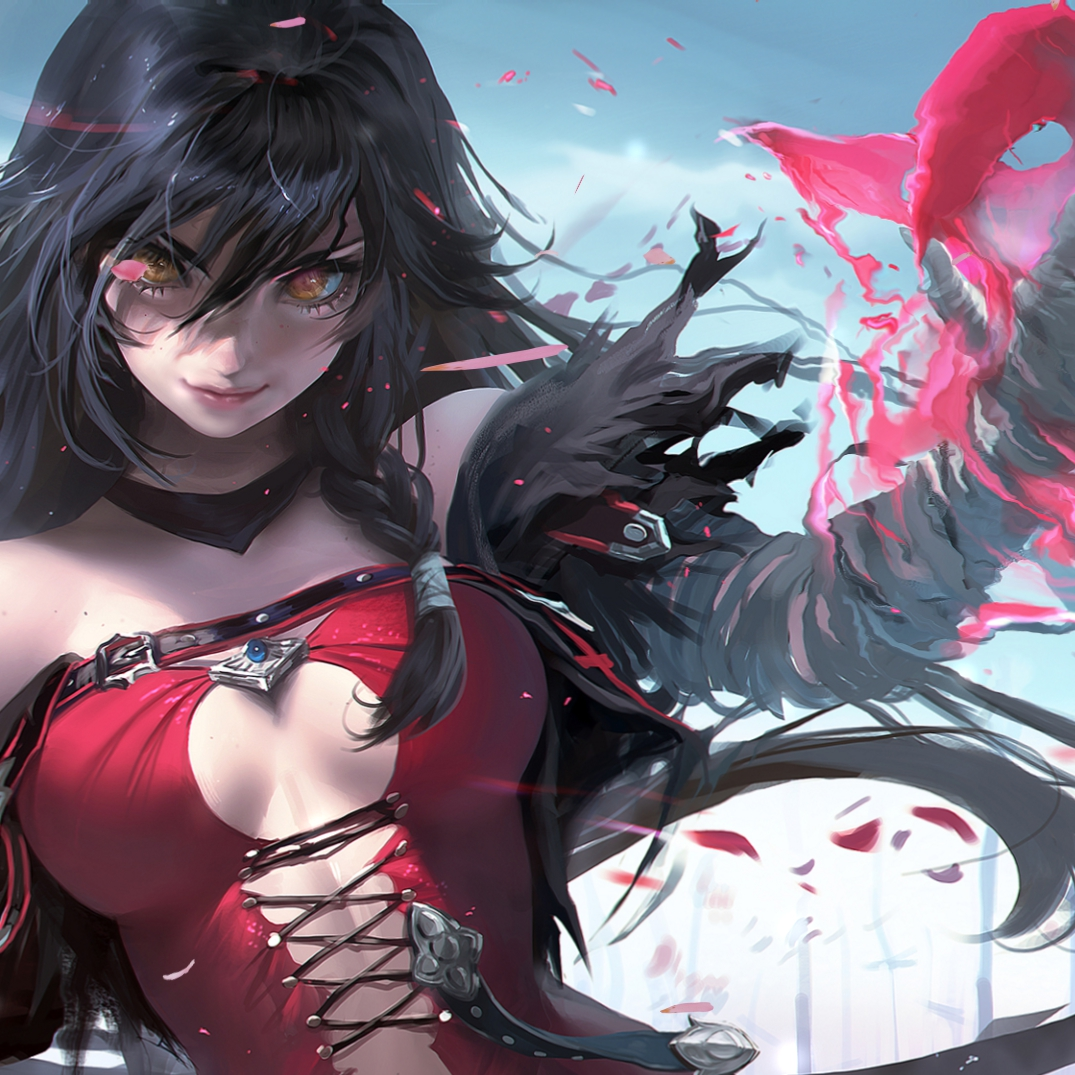 Velvet Crowe - Tales of Bersaria Wallpaper Engine