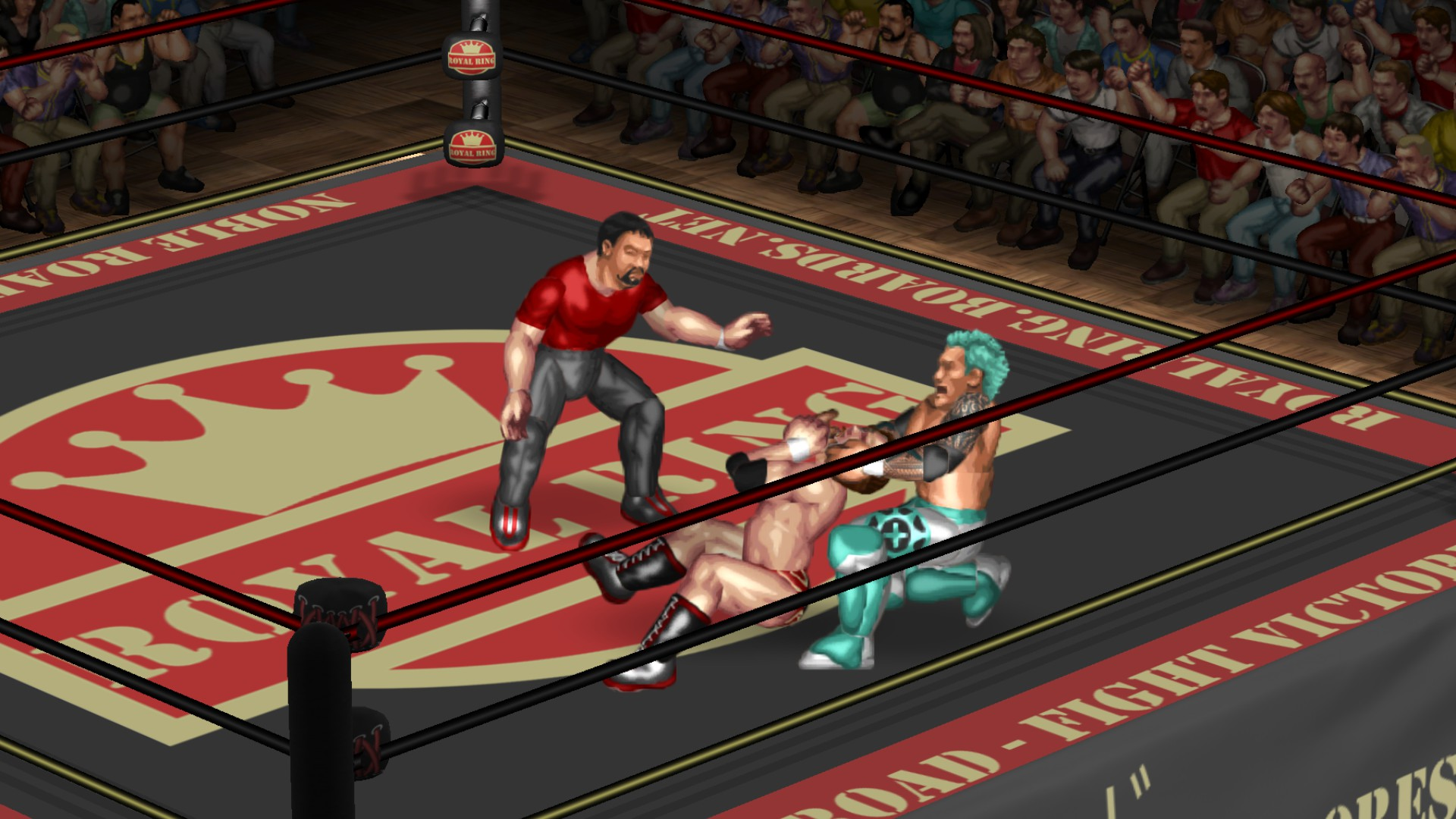 Image result for fire pro wrestling world ps4