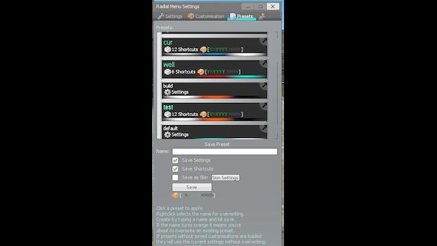 Steam Workshop :: Overhauled Radial Menu