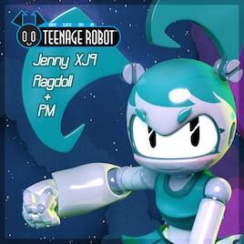 Steam Workshop :: Jenny XJ9 - My life as a teenage robot