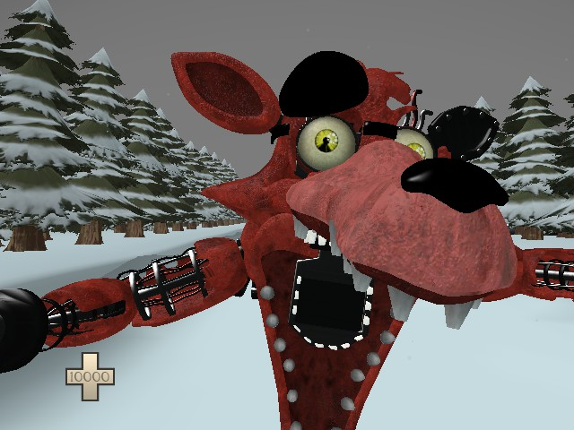 Steam Community :: Screenshot :: Withered Foxy Jumpscare