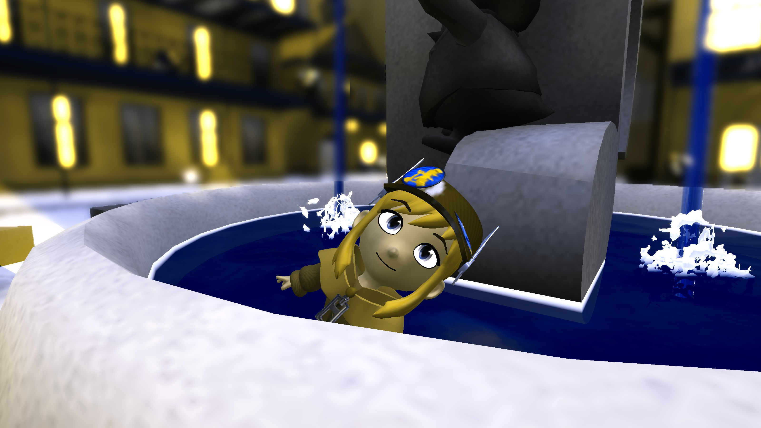 A Hat in Time (Screenshot - DozerZigashi)