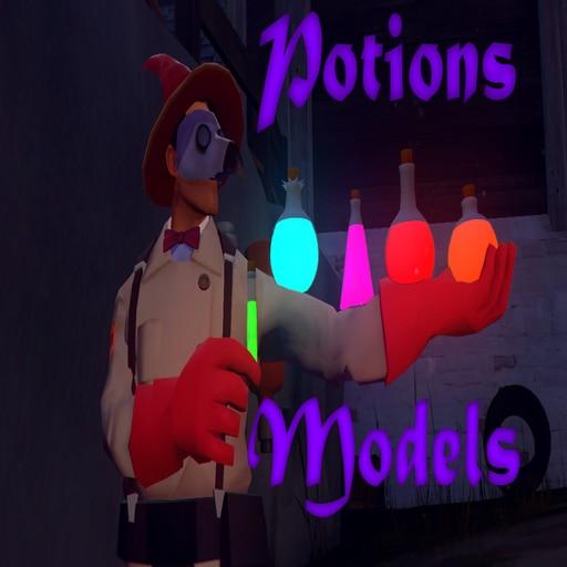 Steam Workshop::Potions Models
