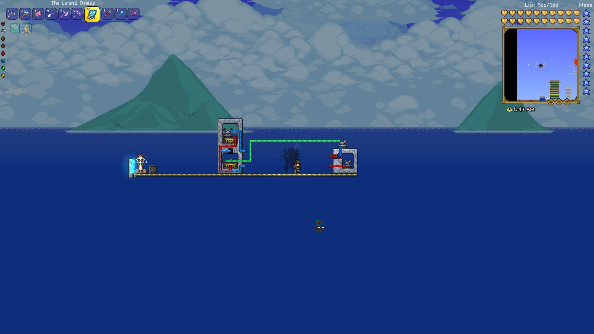 Comunitate Steam Ghid The Lazy Terrarians Guide To Rebuilding No Wiring Track Lighting As You Can See Above Ive Fully Wired Up Crab Model Engine Pre Existing Experiment This Was Get An Idea About How Differently Both Models