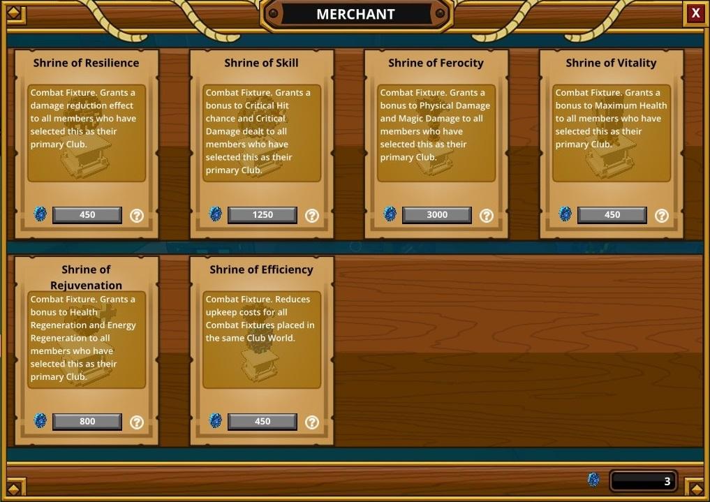 Steam Community :: Guide :: Trove Adventures - Club Fixtures