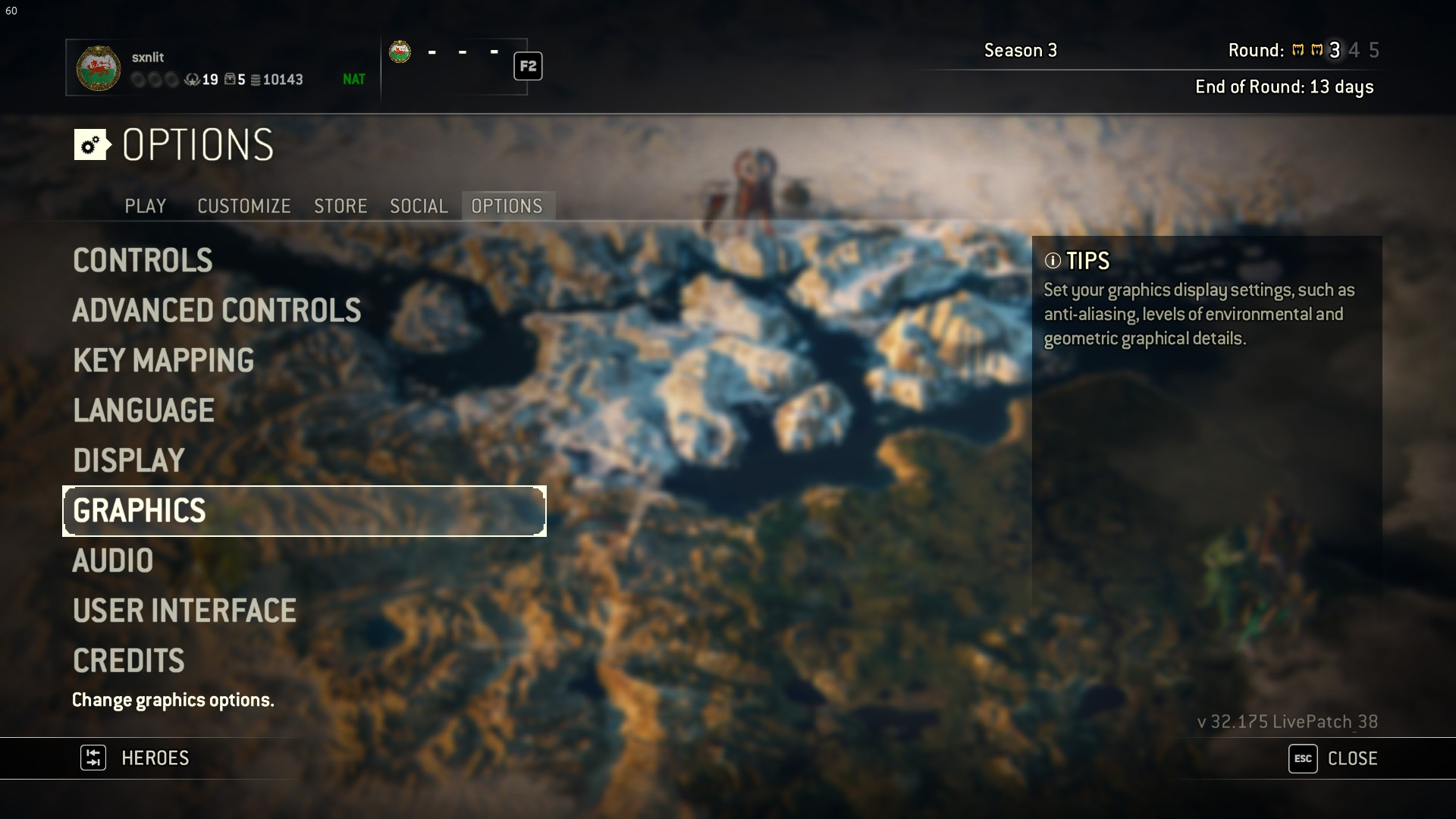 for honor fps drop