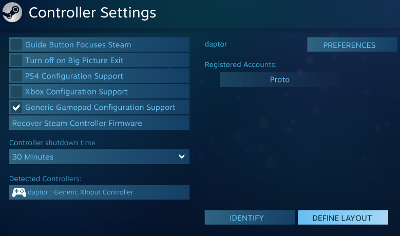 Steam Community :: Guide :: Use any 8-button DirectInput controller